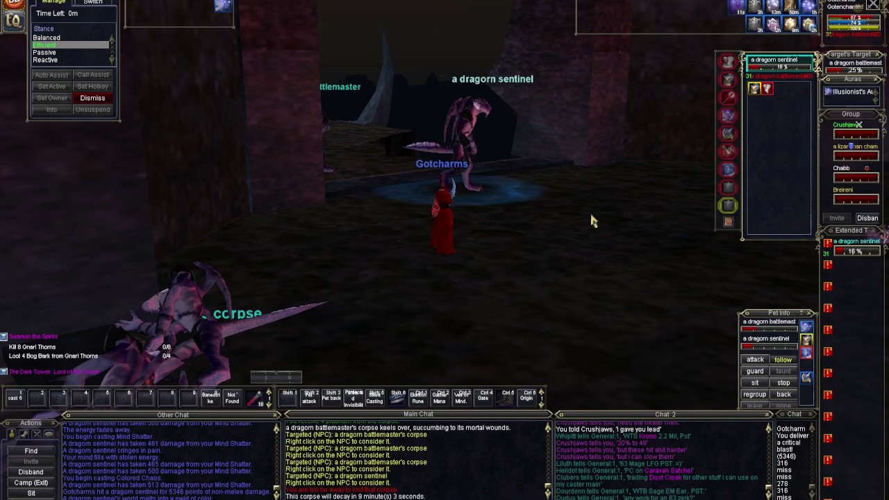 everquest enchanter leveling guide