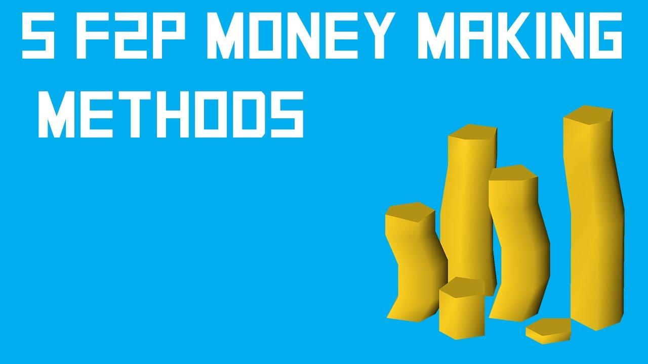 f2p money making guide osrs