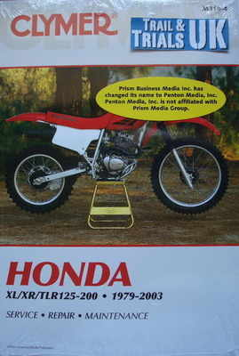 honda xl185 workshop manual