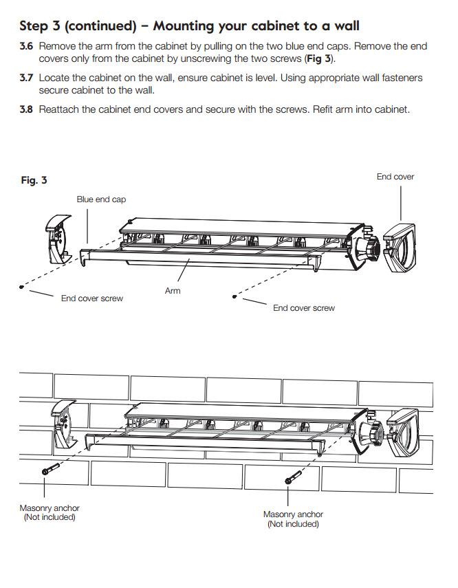 hills hoist installation manual