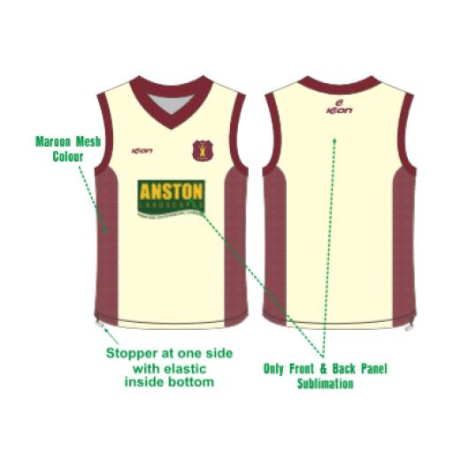 junior cricket sponsorship application