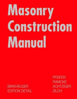 masonry construction manual pdf