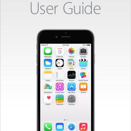 iphone 4 users manual download