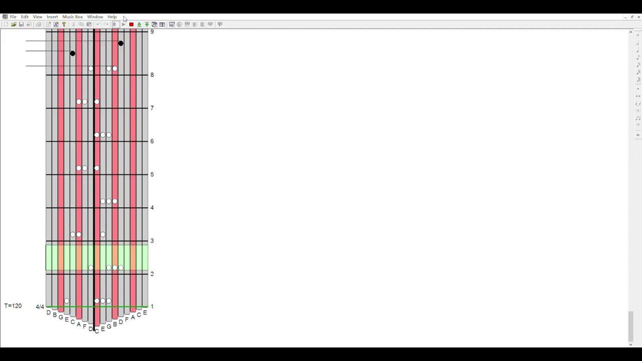 kalimba tabs pdf