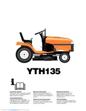 husqvarna yth1542xp manual