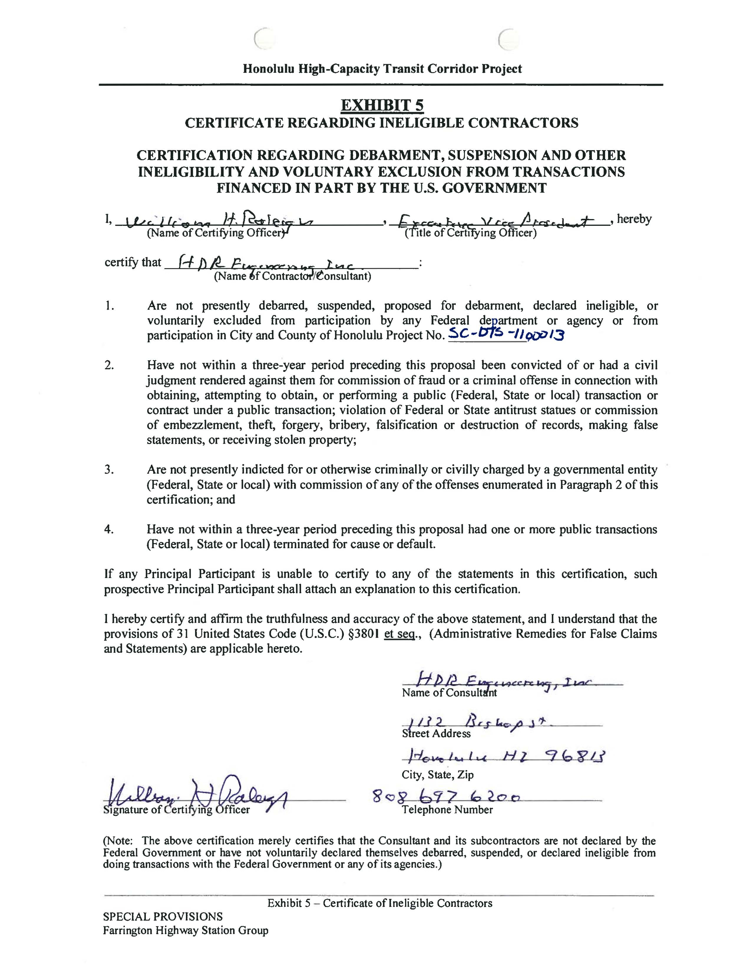letter of intent contract sample