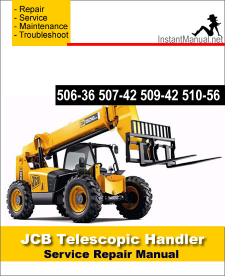 jcb forklift manual