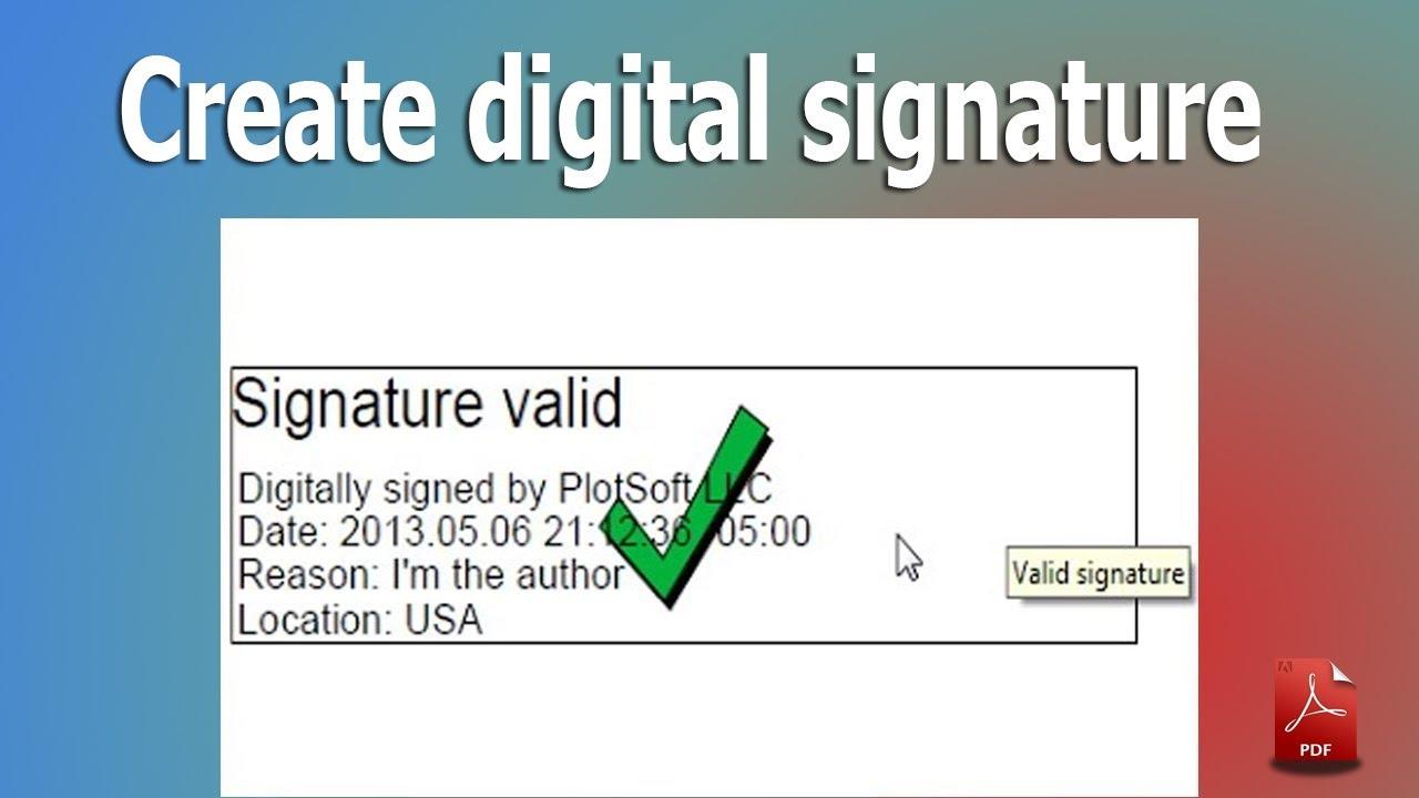 free pdf editor signature
