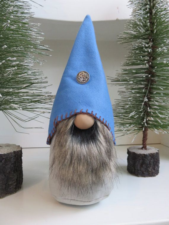 instructions how to make a swedish tomte