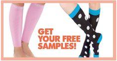 free sample compression socks