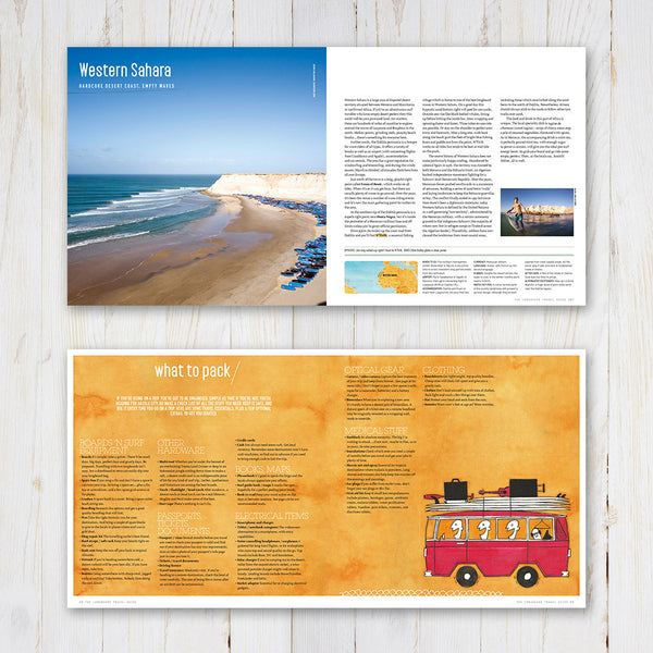 long board travel guide