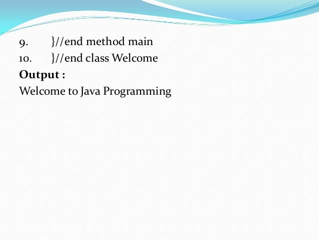 how to make blank space in java application