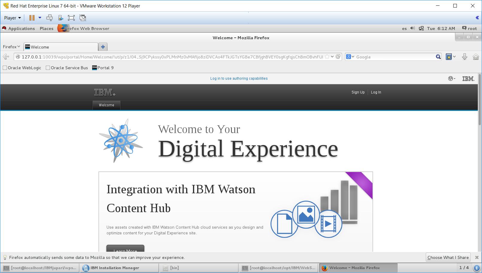ibm websphere portal tutorial pdf