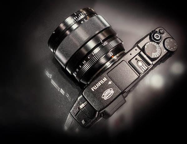 fujifilm x-pro2 manual focus