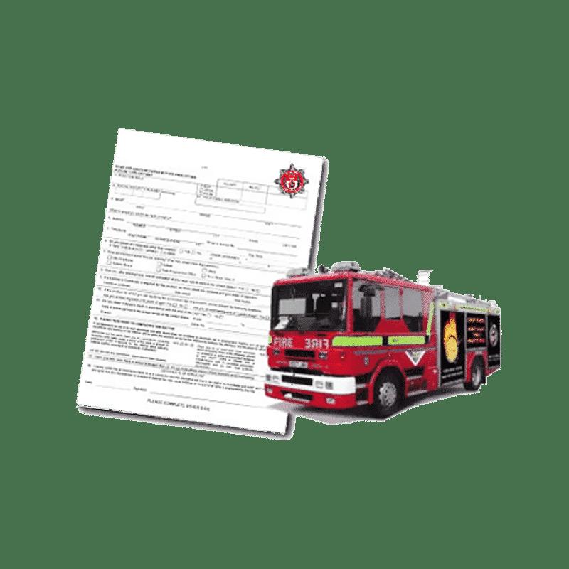 firefighter application process