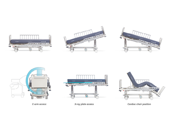howard wright m8 intensive care bed manual