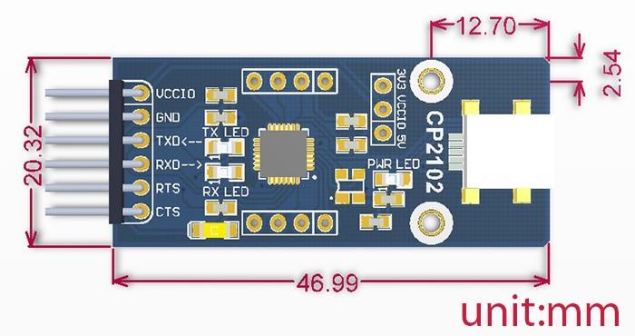 esp8266mod cp2102 installation guide