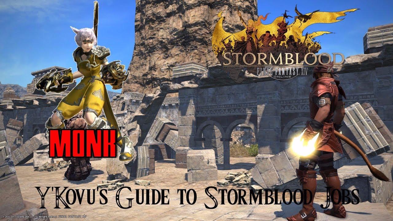 ffxiv monk guide stormblood