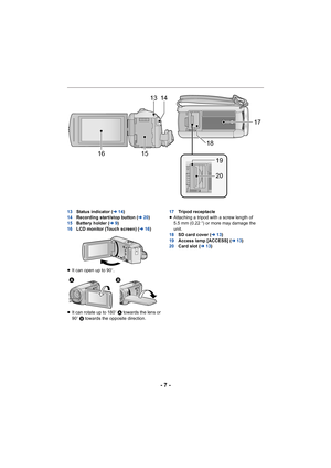 hc v180 manual