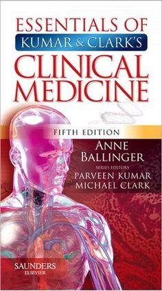 kumar and clark clinical medicine 9th pdf