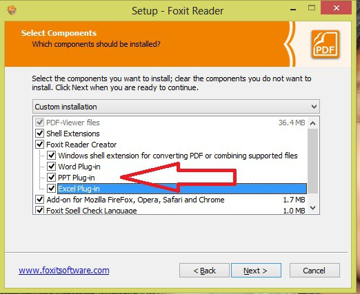 foxit reader word to pdf