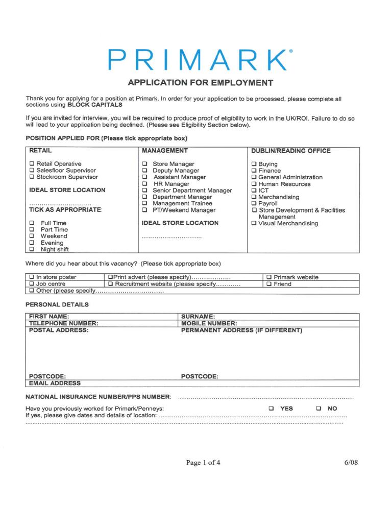 foot locker application process