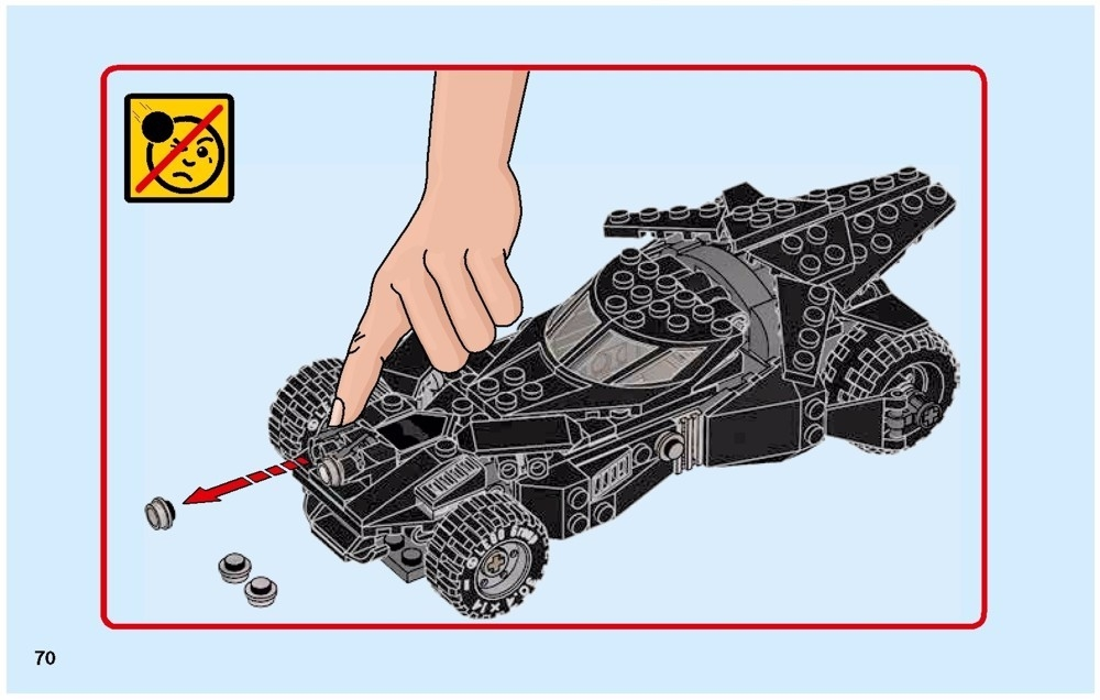 lego kryptonite interception instructions