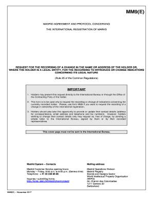 madrid protocol pdf