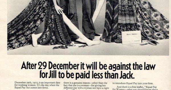 equal pay act uk pdf