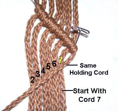 macrame knots pdf