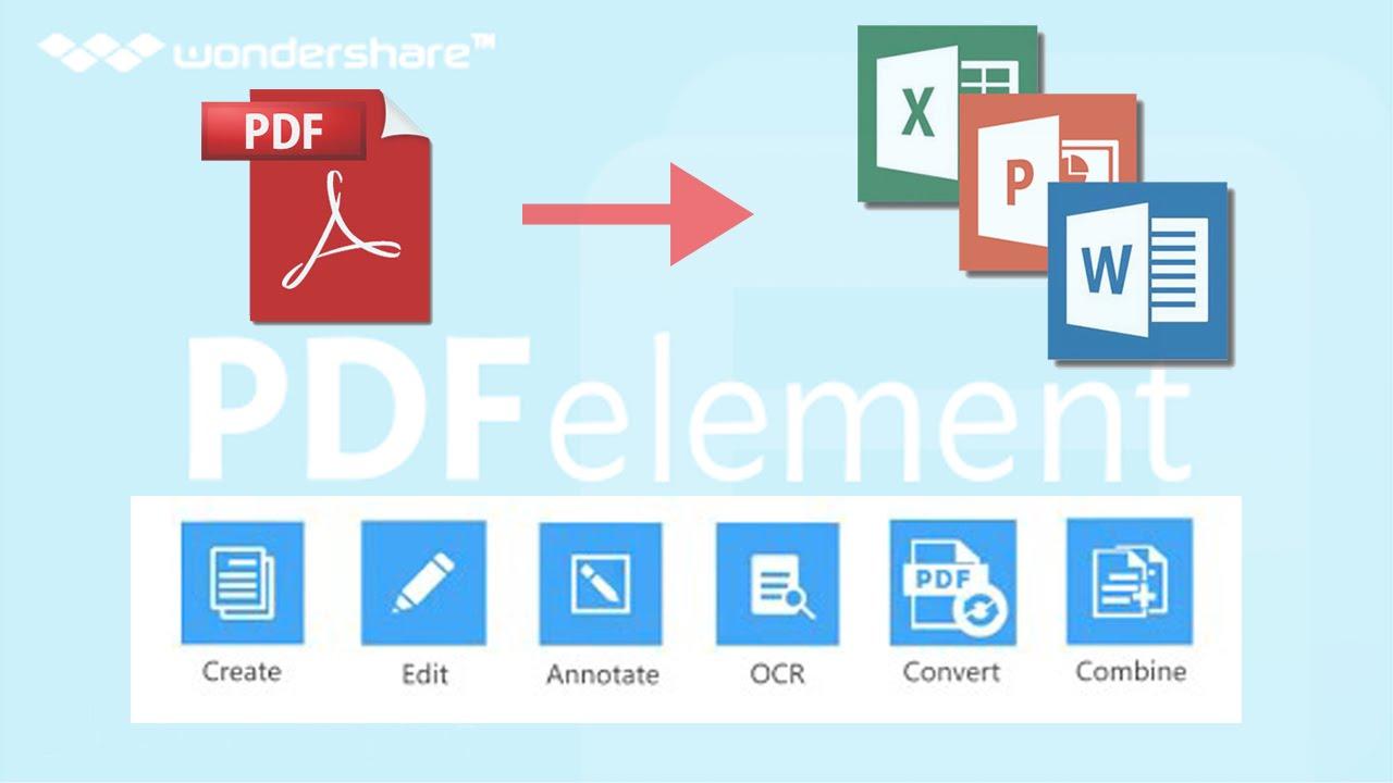 edit pdf in word