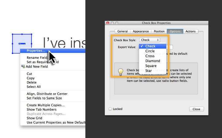 how to make a fillable pdf in adobe