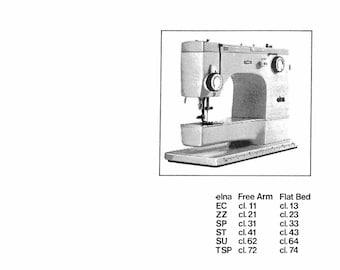 elna su sewing machine manual free download
