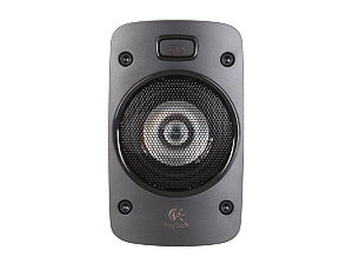 logitech speaker system z906 manual