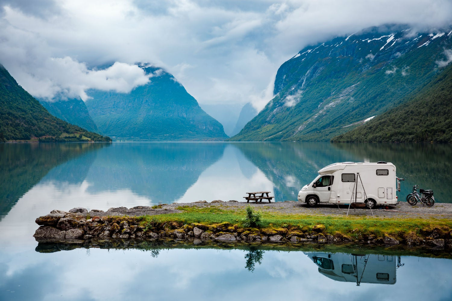 guide to free campsites 2018 19