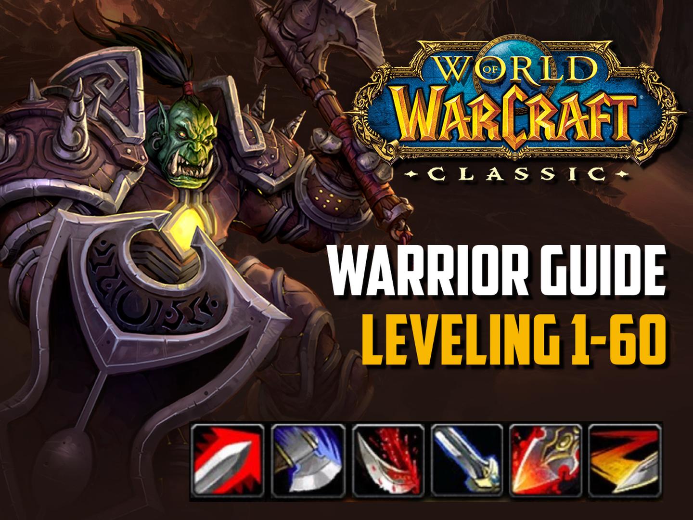 fury level guide spec classic