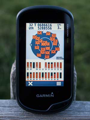 garmin oregon 750 specifications pdf