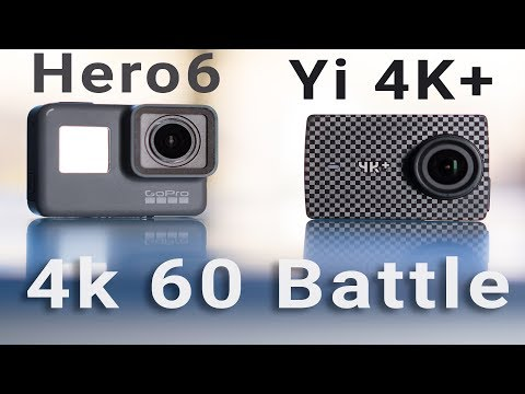 gopro hero 5 black action camera 4k sample