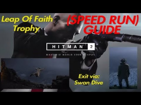 hitman 2 trophy guide