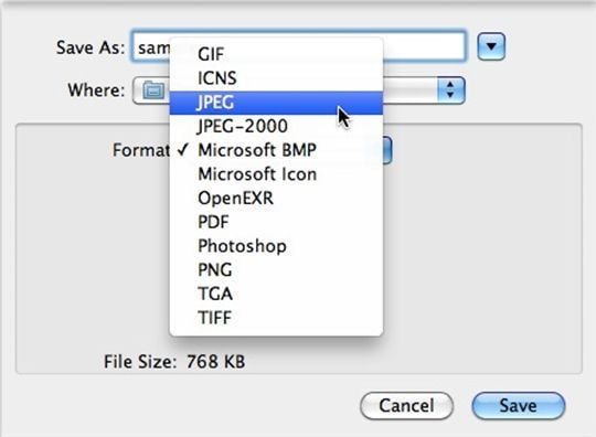 how to change pdf size in preview