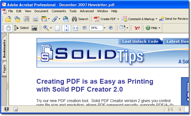 how to create pdf express compliant
