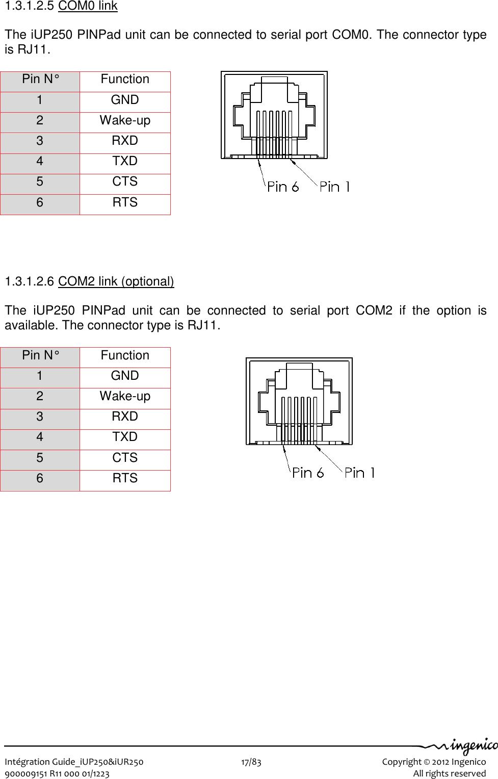 ingenico payment terminal manual