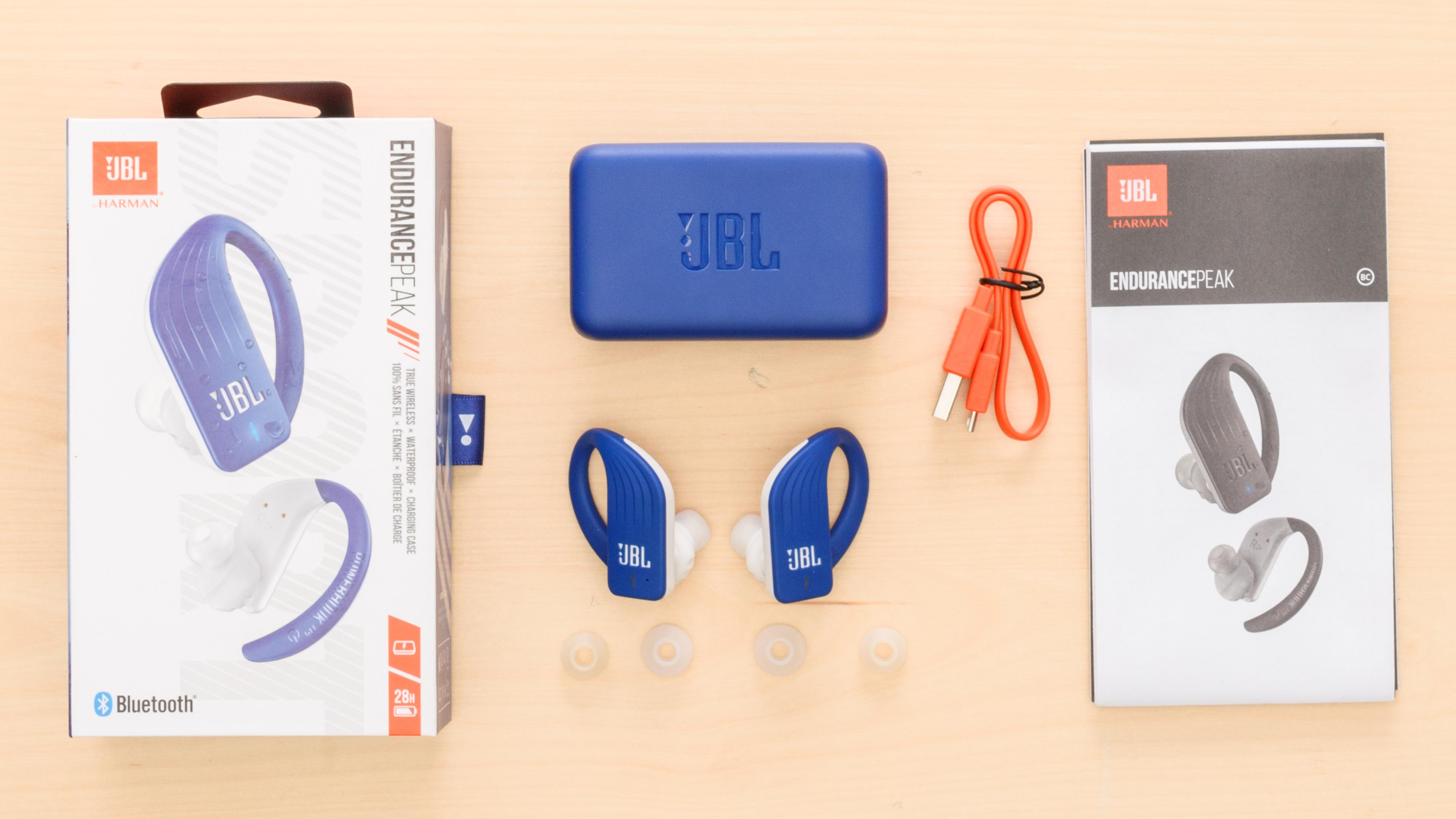 jbl endurance peak manual
