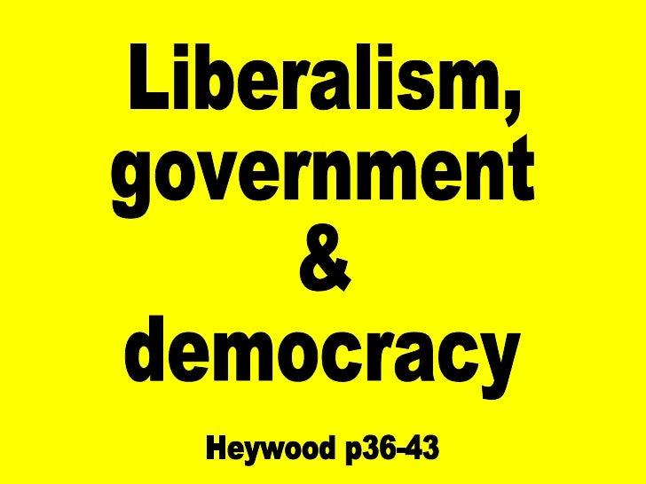liberal democracy pdf