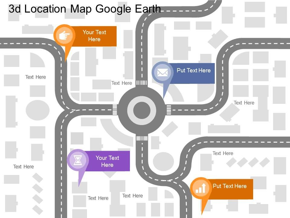 location map sample