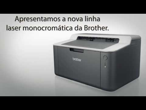 manual impressora brother hl 1210w